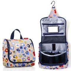 【Tポイント10倍】reisenthel(ライゼンタール)TOILET BAG トイレットバッグ ミルフルール