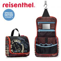 【Tポイント10倍】reisenthel(ライゼンタール)SPECIAL EDITION STAMPS 限定トイレットバッグ スタンプ