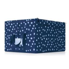 【Tポイント10倍】reisenthel(ライゼンタール)STORAGE BOX ストレージボックス PATTERN Lサイズ スポットネイビー