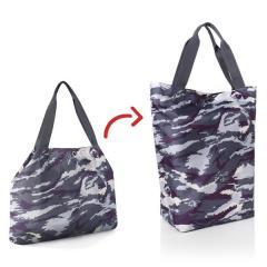 【Tポイント10倍】reisenthel(ライゼンタール)CHANGE BAG(チェンジバッグ)カモフラージュ グレー