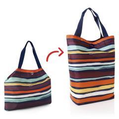 【Tポイント10倍】reisenthel(ライゼンタール)CHANGE BAG(チェンジバッグ)アーティスト ストライプ