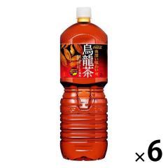 〔送料無料〕 コカ・コーラ 煌 烏龍茶 2L ペットボトル 6本入