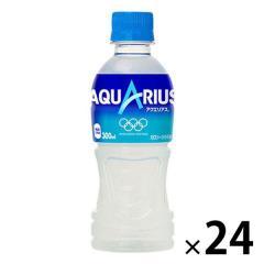 〔送料無料〕 コカ・コーラ アクエリアス 300ml ペットボトル 24本入