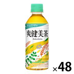 〔送料無料〕 コカ・コーラ 爽健美茶 300ml ペットボトル 24本入×2 まとめ買い
