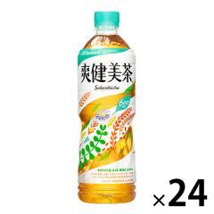 〔送料無料〕 コカ・コーラ 爽健美茶 600ml ペットボトル 24本入