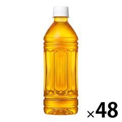 〔送料無料〕 コカ・コーラ 爽健美茶 ラベルレス 500ml ペットボトル 24本入×2 まとめ買い