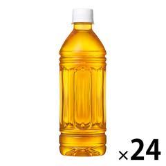 〔送料無料〕 コカ・コーラ 爽健美茶 ラベルレス 500ml ペットボトル 24本入