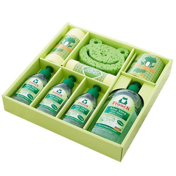 暑中見舞い 残暑見舞い 洗剤 ギフト フロッシュ キッチン洗剤ギフト*z-Y-frs-a50-ZM*