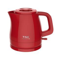 ティファール T-fal 電気ケトル パフォーマ 0.8L レッド / KO1535JP Performa 湯沸かし器 電気ポット 軽量 *z-Y-KO-1535JP-ZM*