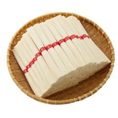 そうめん 揖保の糸 ひね 上級品 赤帯 3kg詰め 紙箱入 /揖保乃糸 素麺*z-Y-takata_F-3K-ZM*