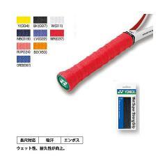 YONEX(ヨネックス)テニス バドミントン グリップテープ ウエットスーパーストロングGRIP AC133 007 BK