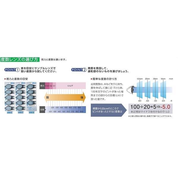 VIEW(ビュー)スイミング 度付ゴーグル VIEW 度付レンズ -2.0 VC-511 -2.0 SK -2.0 SK