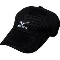 MIZUNO(ミズノ)テニス バドミントン アパレルアクセサリー キャップ A75BM50009 09:ブラック