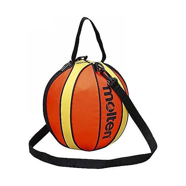 molten(モルテン)バスケットボール ボールアクセサリー ボールバッグ バスケットボール1個入れ NB10R ORG