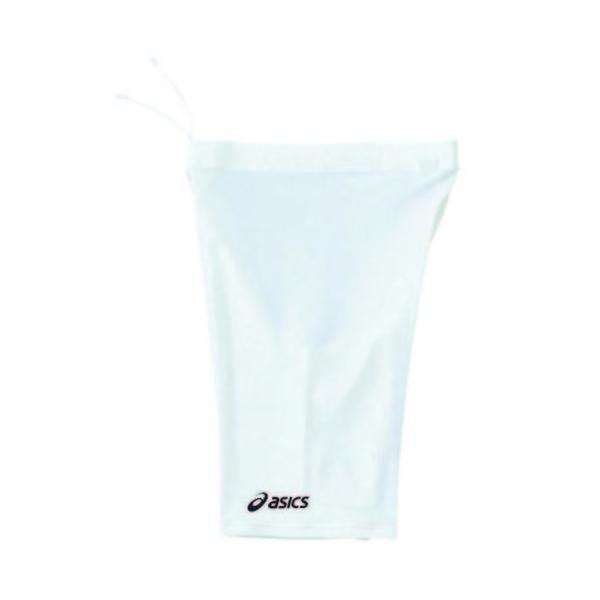 (セール)ASICS(アシックス)バスケットボール メンズ プラクティスショーツ ストレッチインナータイツ XB1503 01 メンズ WHITE