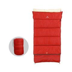 (送料無料)Snow Peak(スノーピーク)キャンプ用品 スリーピングバッグ 寝袋 封筒型 セパレートシュラフ オフトンワイド LX BD-104
