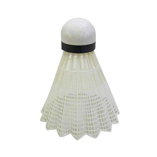 (セール)s.a.gear(エスエーギア)ラケットスポーツ バトミントンシャトル ナイロンシャトル3個入ホワイト S08-53-050 WHT ホワイト