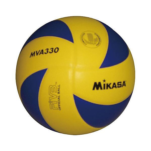 MIKASA(ミカサ)バレーボール 5号ボール MVA330 5号球 練習球 Newモデル MVA330  5