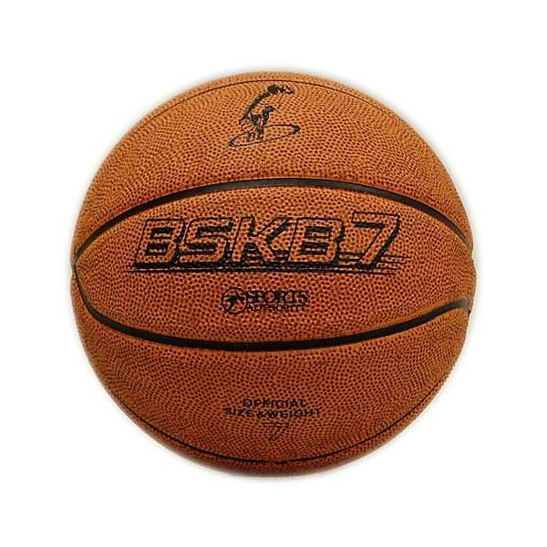 (セール)s.a.gear(エスエーギア)バスケットボール 7号ボール バスケットボール 7号球 S09-52-009 BRN  7
