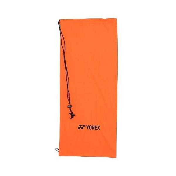 (セール)YONEX(ヨネックス)ラケットスポーツ バッグ ケース類 ソフトケース(テニスラケット) AC540 005 OR