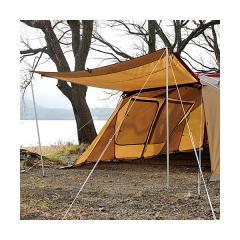 (送料無料)Snow Peak(スノーピーク)キャンプ用品 ポール アップライトポールセット TP-080