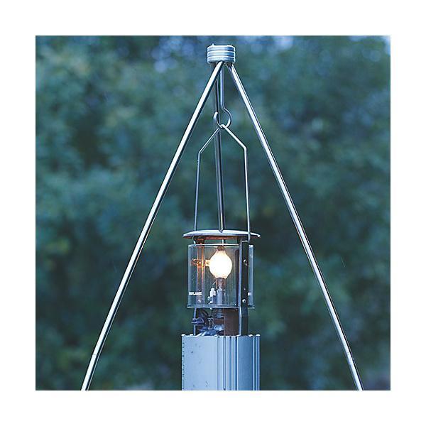 (送料無料)UNIFLAME(ユニフレーム)キャンプ用品 ランタン バーナーアクセサリー コンパクト ランタンスタンド 622049
