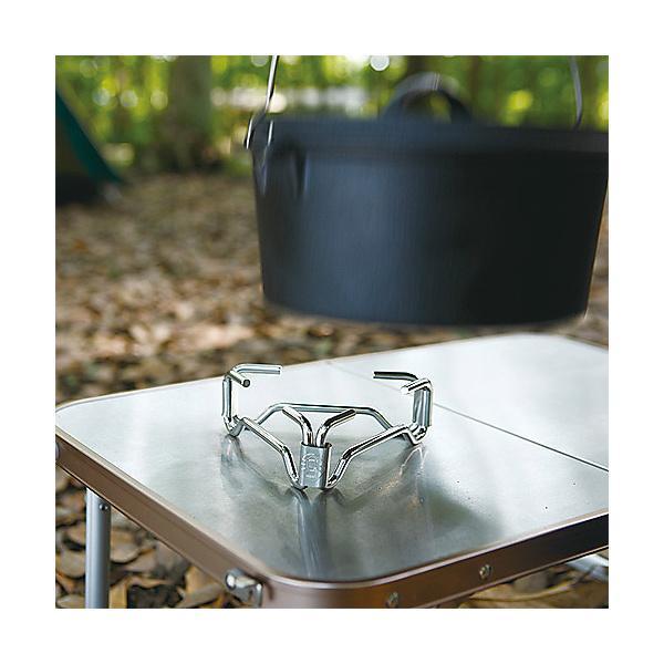 (セール)COLEMAN(コールマン)キャンプ用品 クックウェアアクセサリー ダッチオーブンスタンド 2010秋 170-9397