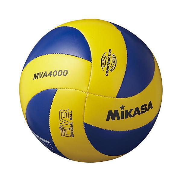 MIKASA(ミカサ)バレーボール 4号ボール レクレーショナルバレーボール  4号球 MVA4000