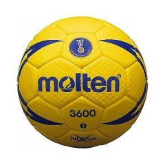 molten(モルテン)その他競技 体育器具 ハンドボール Molten( モルテン) ハンドボール 公認球 ヌエバX3600 2号球 H2X3600 2 YEL