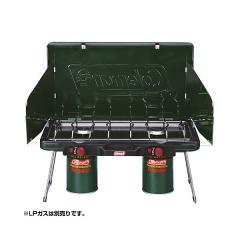 (セール)(送料無料)COLEMAN(コールマン)キャンプ用品 ガスバーナー キャンプ用品 パワーハウス LPツーバーナーストーブII 2000006707