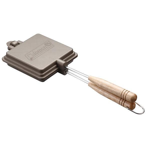 (セール)COLEMAN(コールマン)キャンプ用品 ファミリークックウェア ホットサンドイッチクッカー 170-9435