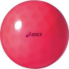 ASICS(アシックス)グラウンドゴルフ ボール クリアボール ディンプルSH GGG325.23 F レツド