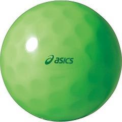 ASICS(アシックス)グラウンドゴルフ ボール クリアボール ディンプルSH GGG325.80 F グリーン