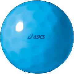 ASICS(アシックス)グラウンドゴルフ ボール クリアーボール デインプルSH GGG325 F ブルー