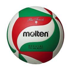 (セール)molten(モルテン)バレーボール 4号ボール プロタッチ 4号球 V4M4550 4 WHT