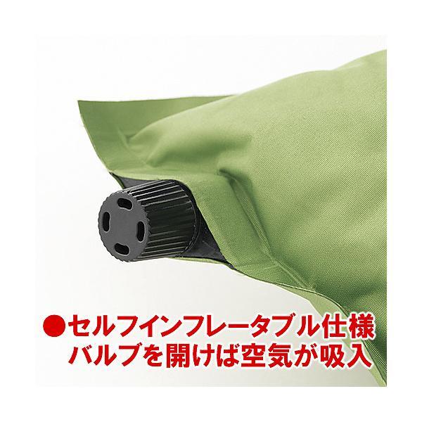 (セール)COLEMAN(コールマン)キャンプ用品 スリーピングバッグアクセサリー キャンプ用品 コンパクトインフレーターピローII 2000010428