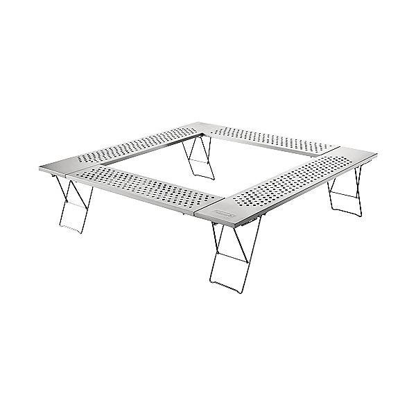(セール)(送料無料)COLEMAN(コールマン)キャンプ用品 バーベキューアクセサリー キャンプ用品 ファイアープレイステーブル 2000010397