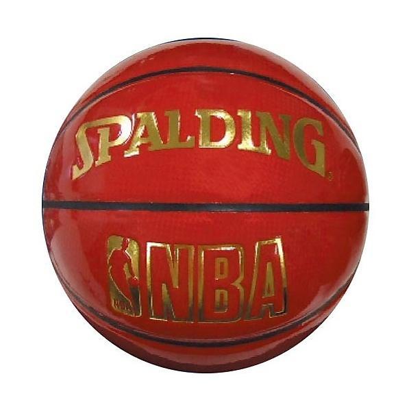 SPALDING(スポルディング)バスケットボール 7号ボール UNDER GLASS RED 74-509Z 7 レッド