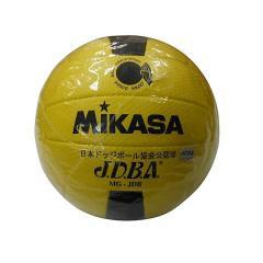 <LOHACO> MIKASA(ミカサ)その他競技 体育器具 ドッジボール ジュニアトイ 日本ドッジボール協会公認球 3号球 MGJDB YEL 3画像