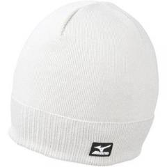 (セール)MIZUNO(ミズノ)ウインター ビーニー ニット帽子 ヘッドアクセ キャップ 帽子 ニットキャップ A50BM-44102
