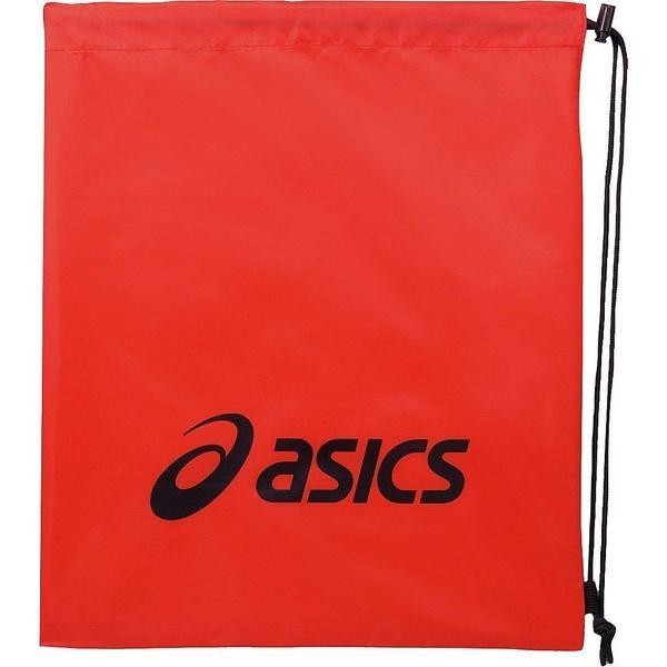 ASICS(アシックス)ランニング シューズケース ライトバツグM EBG441.2390 メンズ F レツド/ブラツク