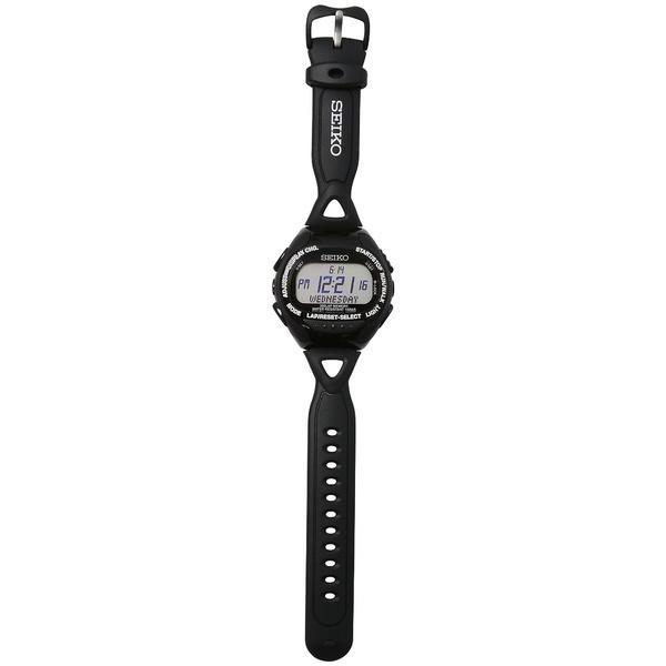 (送料無料)SEIKO(セイコー)ランニング 時計 SEIKO スーパーランナーズ EX SBDH015 ブラック