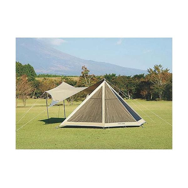 (送料無料)UNIFLAME(ユニフレーム)キャンプ用品 ソロ その他タープ REVOフラップ 681374