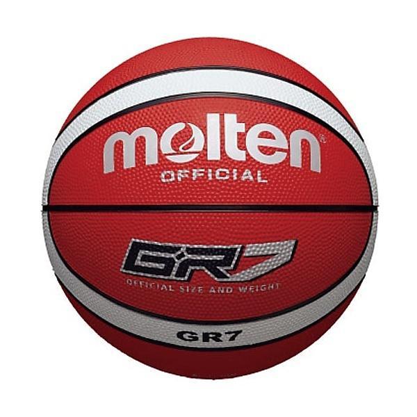 molten(モルテン)バスケットボール 7号ボール ジウジアーロ GR7 7号球 BGR7-RW メンズ 7 RED