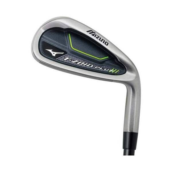 (送料無料)MIZUNO(ミズノ)ゴルフ メンズアイアンセット アイアンセット T-ZOID PLUS 7本組 カーボンRシャフト 43BS15407  R メンズ