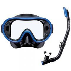 (セール)QUIKSILVER(クイックシルバー)サマー レジャー ジュニアシュノーケリング スノーケリングセット RC1214QJ MBBK メンズ