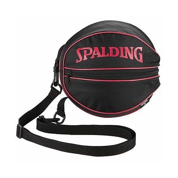 (セール)SPALDING(スポルディング)バスケットボール ボールアクセサリー BALL BAG 1P 49-001PK ピンク