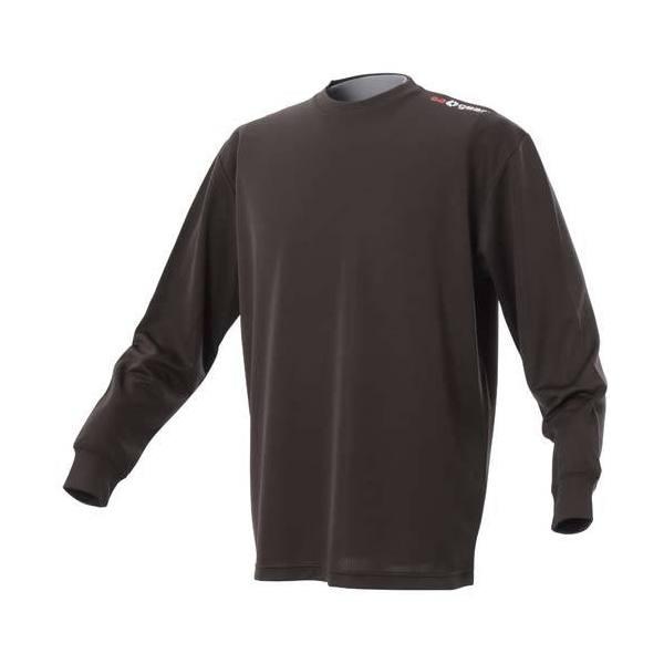 (セール)s.a.gear(エスエーギア)バスケットボール メンズ 長袖Tシャツ 長袖メッセージTシャツ 夢中 S13-103-003 BRN メンズ BROWN