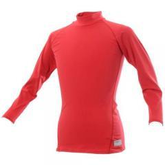 (セール)s.a.gear(エスエーギア)野球 長袖アンダーシャツ 長袖ストレッチアンダーシャツ S13-50-076 RED メンズ RED
