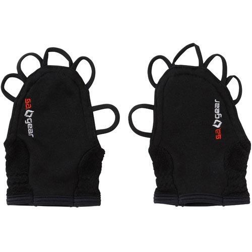 (セール)s.a.gear(エスエーギア)バスケットボール アクセサリー フリースグローブ S13-103-020 BLK F